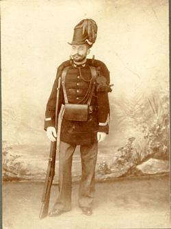 Armée Belge - Garde civique