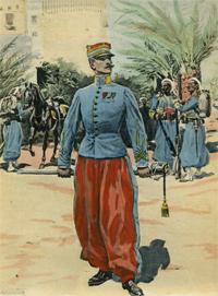 Алжирские стрелки